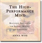 anna wise cd meditation high performance mind